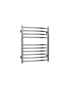Reina Eos Towel Rail, Stainless Steel, 720x600mm
