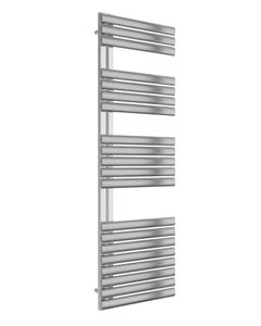 Reina Scalo Stainless Steel Rail, Satin, 1535x500mm