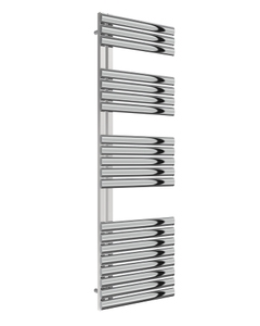 Reina Scalo Stainless Steel Rail, Polished, 1535x500mm