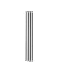 Trade Direct Contour Column Radiator, White, 1800mm x 298mm