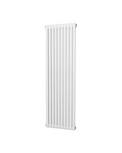 Trade Direct Contour Column Radiator, White, 1800mm x 507mm