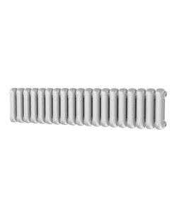 Trade Direct Contour Column Radiator, White, 300mm x 1340mm