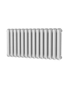 Trade Direct Contour Column Radiator, White, 500mm x 993mm