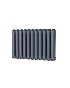 Trade Direct Contour Column Radiator, Anthracite, 500mm x 785mm