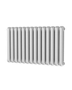 Trade Direct Contour Column Radiator, White, 600mm x 993mm