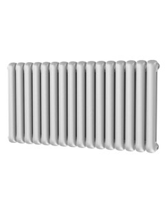 Trade Direct Contour Column Radiator, White, 600mm x 1132mm