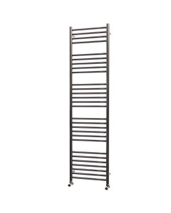 Trade Direct Towel Rail - 22mm, Stainless Steel Straight, 1800x400mm (Electric)