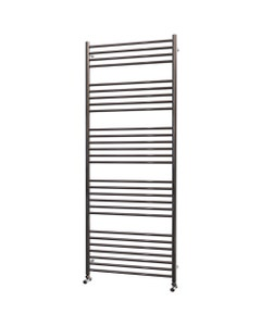 Trade Direct Towel Rail - 22mm, Stainless Steel Straight, 1800x600mm
