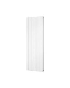 Trade Direct Aphex Aluminium, Designer Radiator, White, 1600mm x 560mm - Smooth
