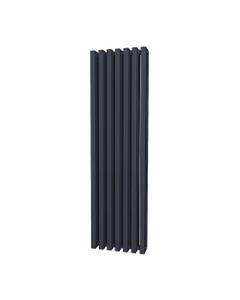 Trade Direct Quad Aluminium Column Radiator, Anthracite, 1800mm x 460mm