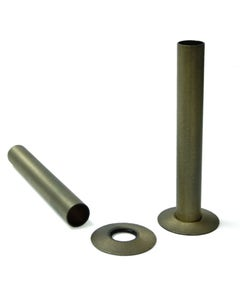 West Old English Brass Sleeving Kit 130mm (pair)