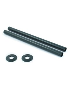 West Anthracite Sleeving Kit 300mm (pair)