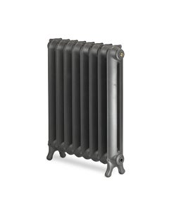 Paladin Sloane 2 Column Cast Iron Radiator, 750mm x 264mm - 3 sections
