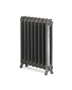 Paladin Sloane 2 Column Cast Iron Radiator, 750mm x 416mm - 5 sections