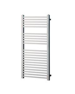 Pisa Towel Rail - 25mm, Chrome Square, 1200x450mm