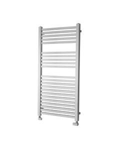 Pisa Towel Rail - 25mm, Chrome Square, 1200x600mm