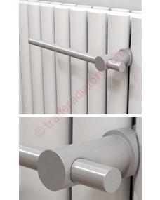 Trade Direct Satin Aluminium Towel Bar 410mm