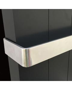 DQ Vela Polished Aluminium Towel Bar 367mm