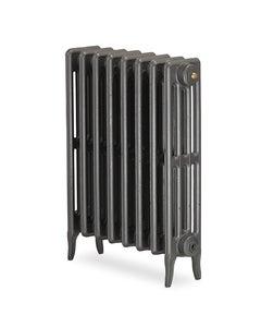 Paladin Victoriana 4 Column Cast Iron Radiator, 660mm x 219mm - 3 sections