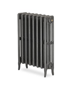 Paladin Victoriana 4 Column Cast Iron Radiator, 660mm x 528mm - 8 sections