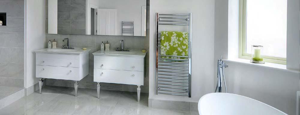 pisa heated towel rail