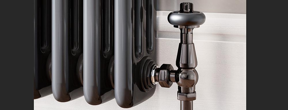 Black Nickel valves