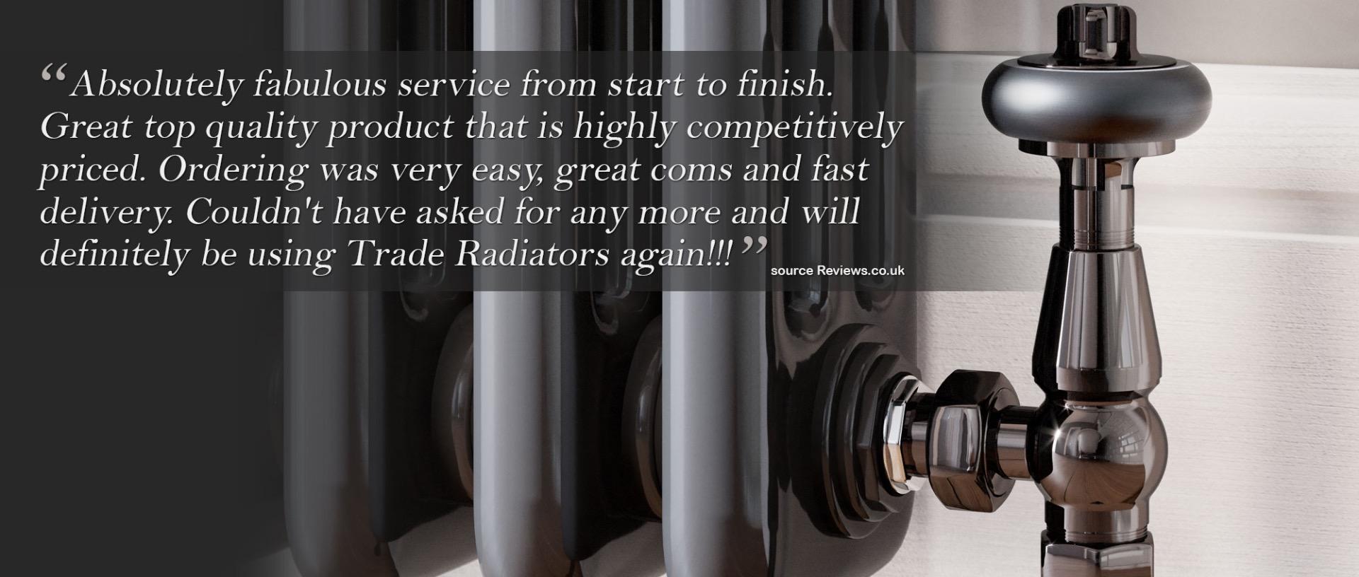 Radiator Valve Header Image